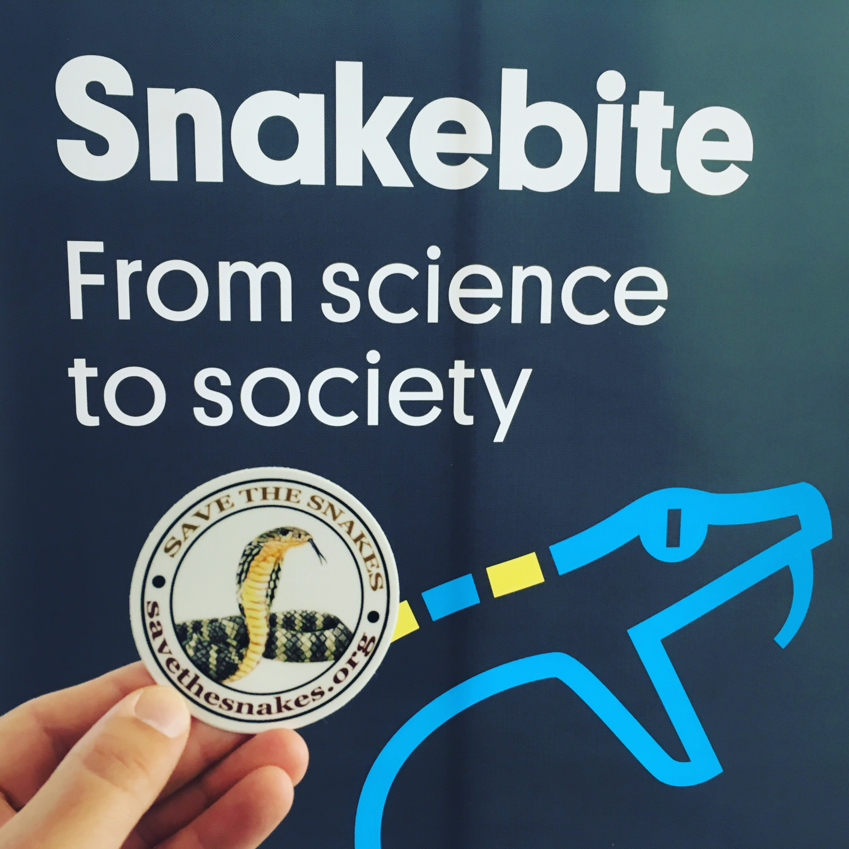 The International Snakebite Conference is the First Step Towards Solving a Neglected Tropical Disease