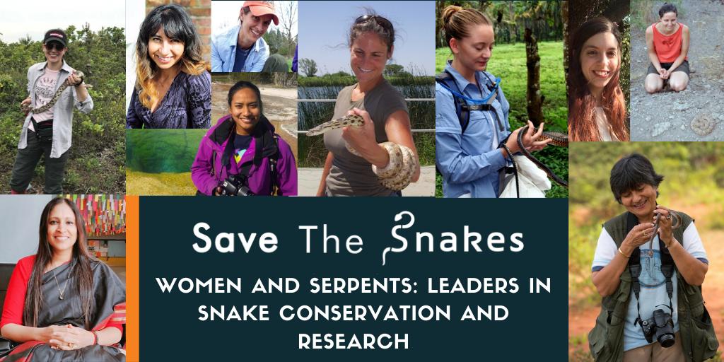 women snakes